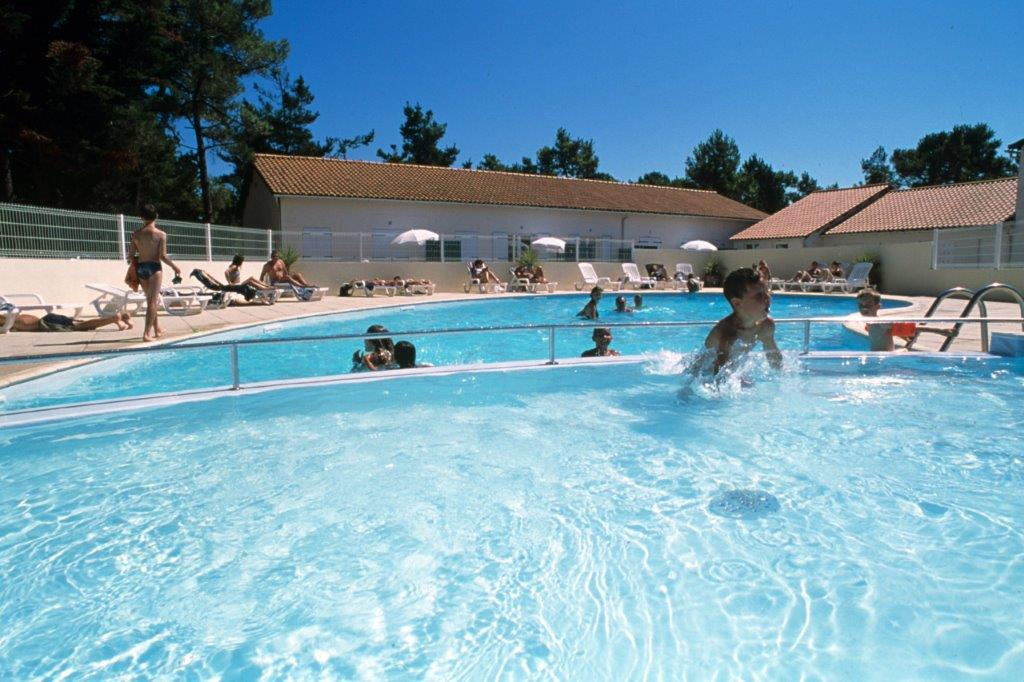 pataugeoire du camping