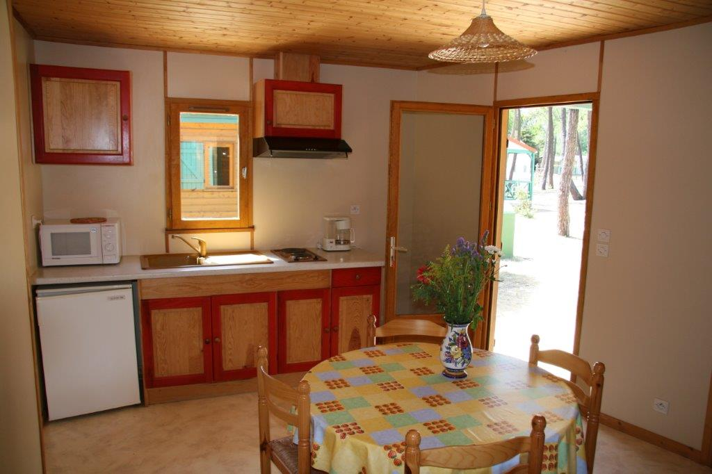 chalet location Vendée